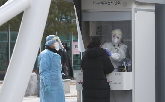 Another string of infections of foreign workers detected in Dongducheon
