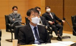 South Korean amb. to China apologizes over credit card misuse while in academia