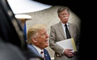 Trump blames Bolton for deadlock with North Korea