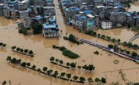 China's Jiangxi declares highest flood alert