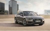 Audi aims higher with 8th-generation A6