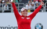 Jang Ha-na wins inaugural BMW Ladies Championship in playoff