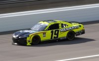 Jones wins overtime NASCAR Xfinity race at Kansas Speedway