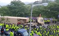 THAAD missiles replaced under surprise operation