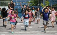 Elementary students' happiness levels rank low