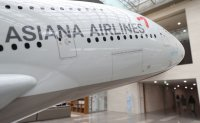Asiana to reduce aged planes by half by 2023
