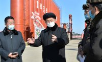 North Korea urges efforts to localize production to develop self-reliant chemical industry