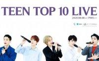 Back in spotlight: Teen Top to hold online concert