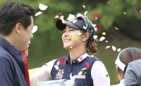 Kim Ji-hyun wins Doosan Match Play Championship