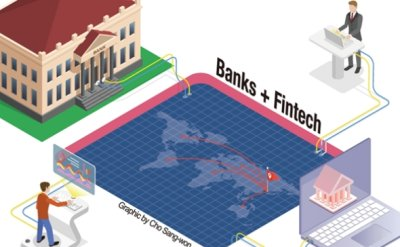 Banks boost strategic alliance with fintechs overseas