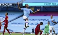 Liverpool thrashed 4-0 by Man City in 1st game as champions
