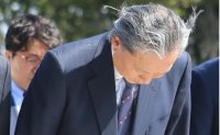 Former Japanese PM pays respects to Korean victims of forced labor