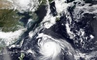 Korea on alert over Typhoon Haishen