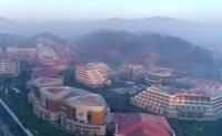 N. Korea's Yangdok spa resort begins operations [PHOTOS]