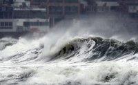 Typhoon Mitag to hit Korea on Thursday