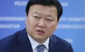 Ethnic Korean named Kazakh health minister