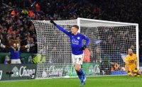 Leicester beats Aston Villa 4-0 in Premier League