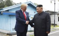 'Another Trump-Kim summit unlikely'