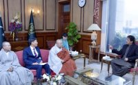 Buddhist leader calls Pakistan visit 'spiritually stimulating'