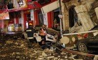 35 killed in Gaza, 3 in Israel, as violence escalates