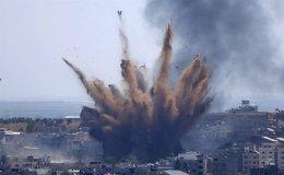 West Bank violence, Gaza air strikes as Palestinian toll mounts