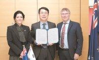 New Zealand, Australia bolster hydrogen cooperation with Korea