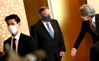 Pompeo meets 'Quad' partners in Tokyo with eyes on China
