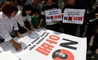 Anti-Japan movement taking new turn
