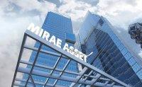 Mirae Asset's overseas profits exceed W244 bil.