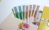 New Year money envelopes go digital