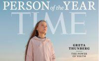 Greta Thunberg is Time's 2019 Person of Year