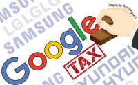 'Google tax' could be levied on Samsung, LG, Hyundai