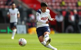 Son nets 4 as Spurs triumph; Mane double in Liverpool win
