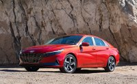 Hyundai Avante wins 2021 North American Car of the Year Award