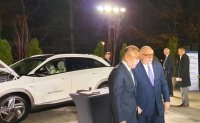Hyundai heir shares future mobility vision with US governors