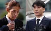 K-pop stars questioned over sex scandals