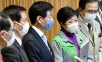Japanese governors demand state of emergency