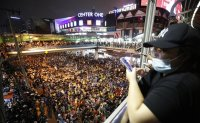 'We are all leaders today': Arrests don't stop Thai protests