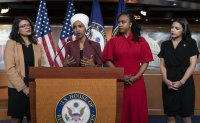 Trump under fire for attacks on far-left Democratic congresswomen