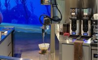 Robot coffee house still distant future
