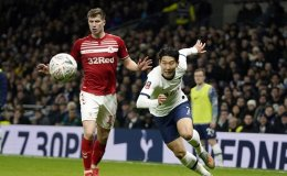 Tottenham advances in FA Cup in potential Eriksen farewell