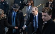Weinstein rape trial jurors keep focus on 'Sopranos' actress