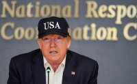 Trump touts Korea trade deal as he marks Labor Day
