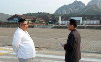 South Korea ready to discuss Mt. Geumgang facilities with North Korea