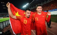 Samba-style China bank on Brazilians in World Cup push