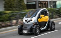 Renault Samsung supports ECCK's charity race with Twizy