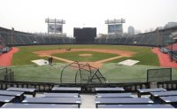 Baseball clubs open to playing postseason at league's only dome as neutral venue: source