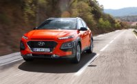 Hyundai Kona named best mini diesel SUV in Germany