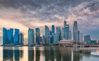 Singapore's economy shrinks by nearly 6% in 2020