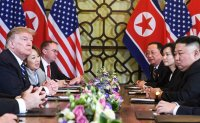 NK-US summit ends without deal